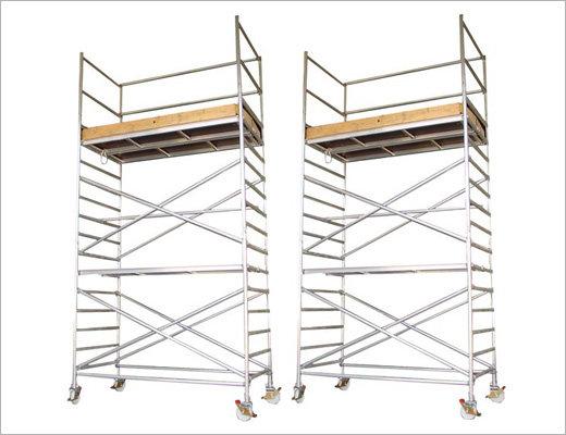 Steigers, Ladders en Klimwerk
